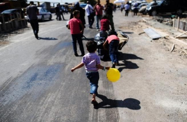 Jordan has seen the largest number of Syrian refugees entering its borders out of all Syria's neighbours since the conflict began in 2011. (AFP)