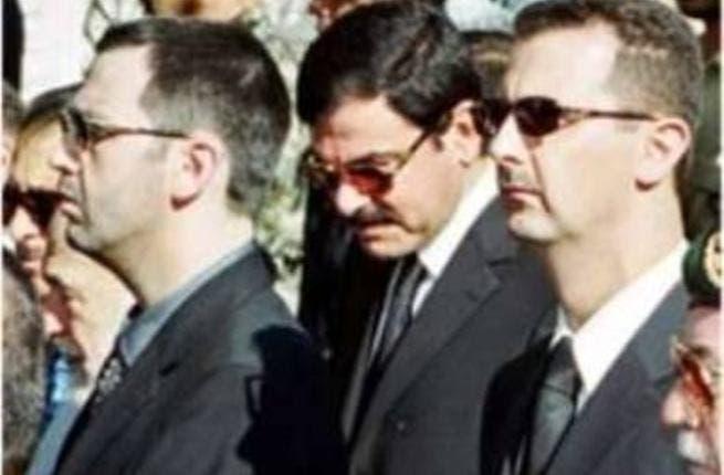 Assef Shawkat and Assad