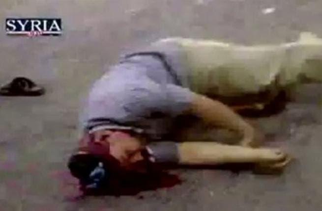 Syrian violence