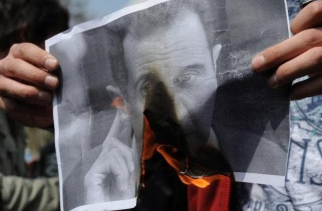 Are Syria protests over?