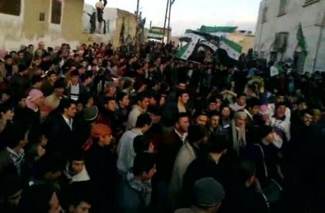 Syria revolt