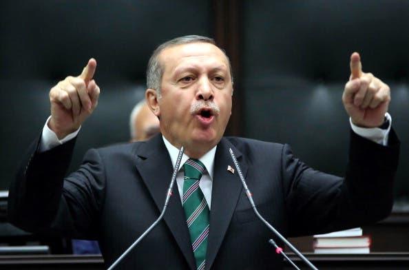 Turkish Prime Minister Recep Tayyip Erdogan declared Egypt's ambassador