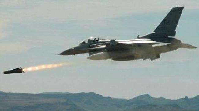 An Israeli F-16 warplane [presstv.ir]