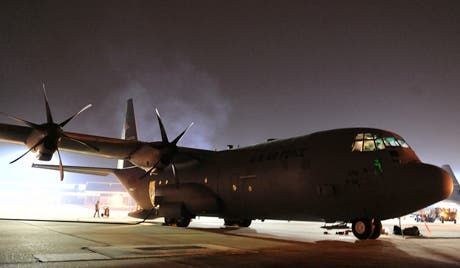 Sweden to deploy C-130 Hercules plane used to transport staff and equipment engaged by the UN and OPCW in a mission tasked with destroying Syria's chemical weapons. [Flickr.com]