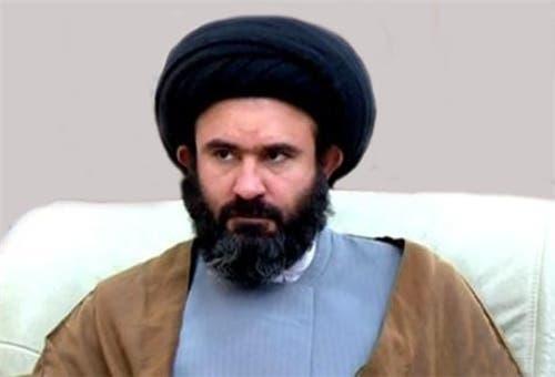 Mukhtar Army militia commander Wathiq al-Batat. [alarabyah.net]
