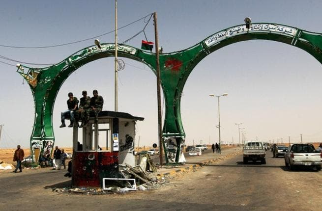 Libya's 1.6 million barrels per day (bdp) of exports were halted as civil war broke out in February last year