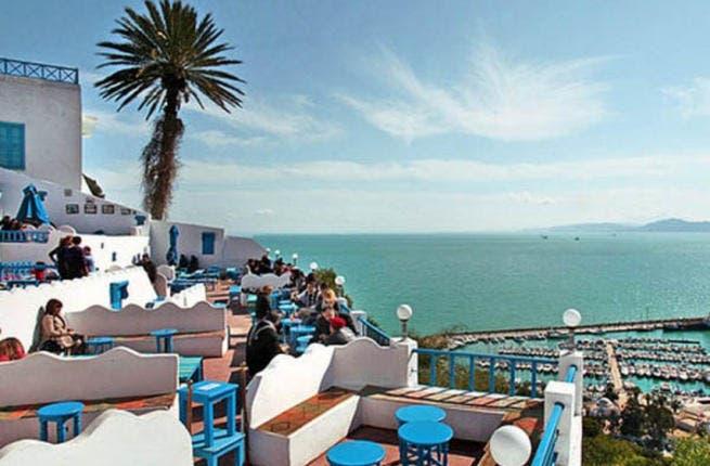 A hotel in Tunisia