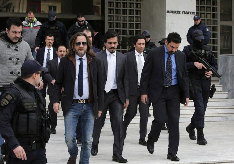 Greek Supreme Court rules against extraditing eight ...