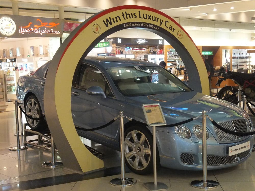 Man Wins 1 Million Two Others Get Luxury Cars In Dubai Duty Free