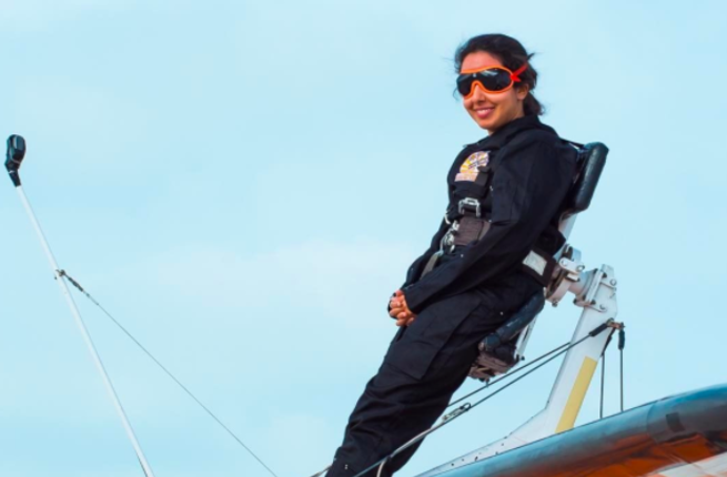 Dubai's 'Runaway Princess' Starting New Life Pictures Show