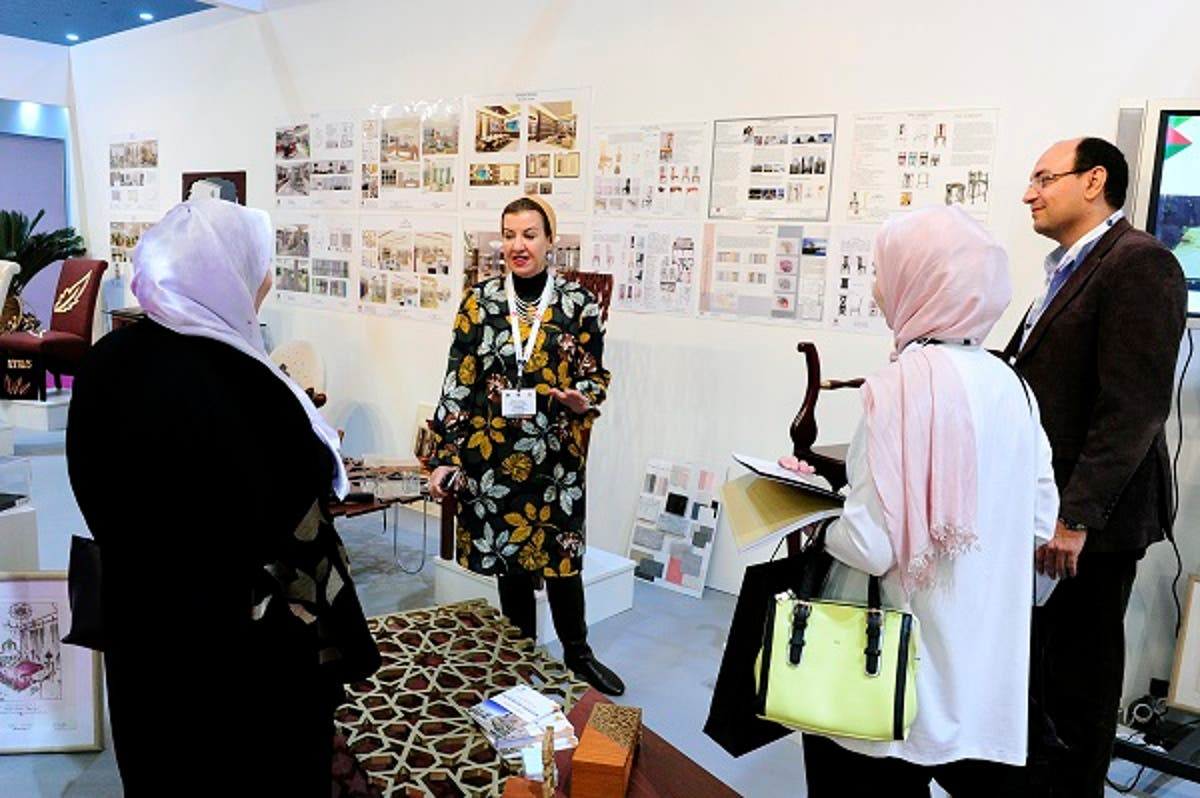 Abu Dhabi University Students Showcase Innovative Interior Design Projects At Index 2018 Al Bawaba