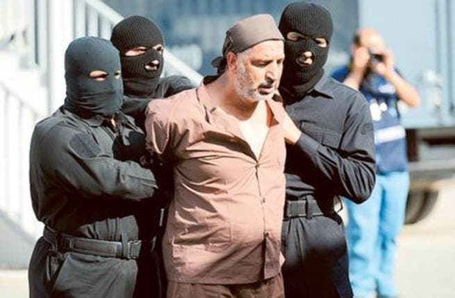 """Hajjaj Al Sa'adi, known in the local media as the """"Hawalli Beast"""", was convicted for raping 18 children. He was executed in Kuwait on June 18, 2013 (Al Aan / Gulf News)"""