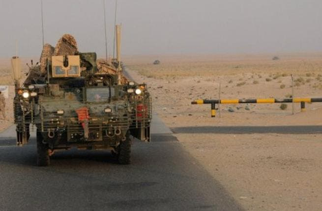 Iraq - Kuwait border