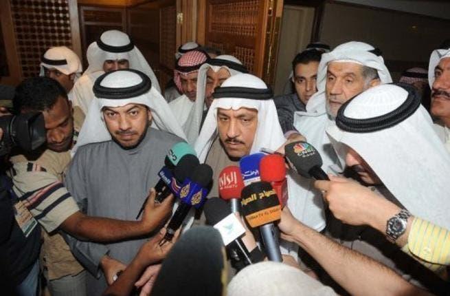 Kuwaiti MPs