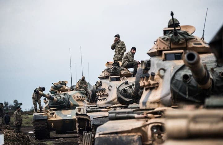 إحباط محاولة تفجير لمواقع جيش تركيا بعفرين.. وإنقاذ سوريين   البوابة