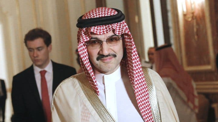 Billionaire and businessman Prince Alwaleed bin Talal was among those who were detained in a sweeping anti-corruption purge of the Saudi elite. (AFP/ File)