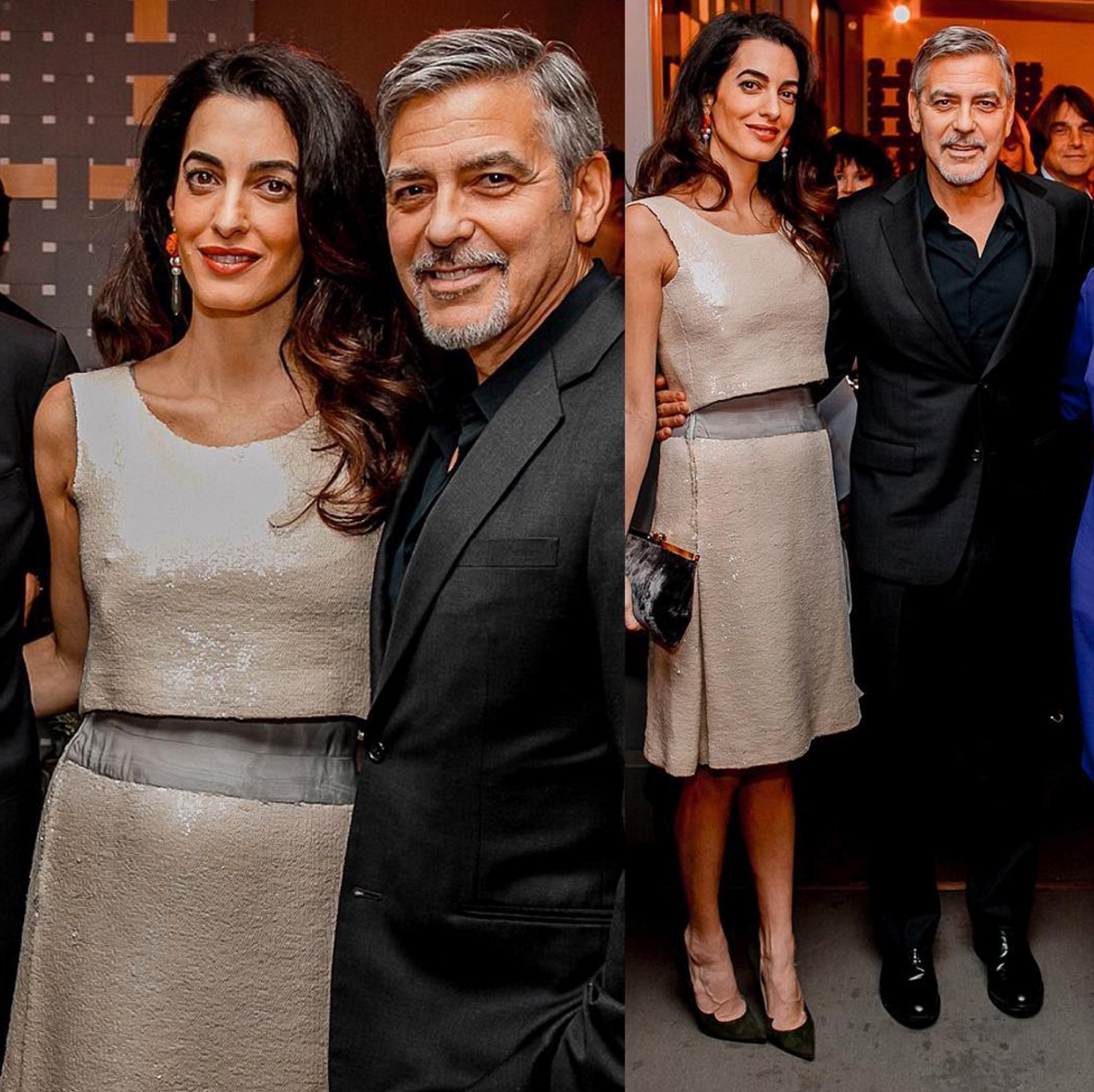 Amal Clooney: Defending the poor in clothes expensive enough