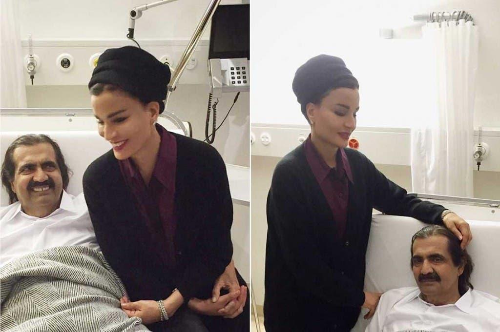شاهد عبرت الشيخة موزة حبها للشيخ تعافيه بالصور! بوابة 2014,2015 ameer-2563.jpg