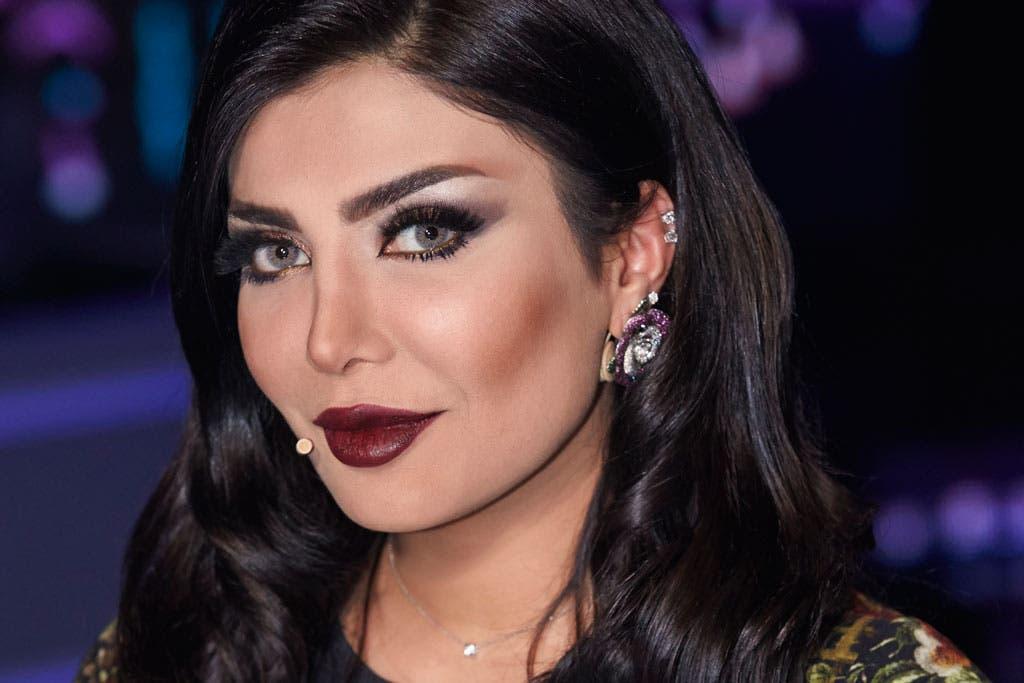 النجمة الكويتية أمل العوضي