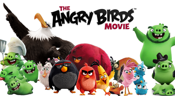 39 Angry Birds 39 Movie Gets Off To A Flying Start In Its Arabic Version In Uae Cinemas Al Bawaba