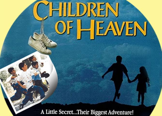 children of heaven not foreign Pope francis consoled a young boy who told him that his father didn't believe in  god before he died the boy asked the pope if his father could.