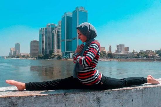 المصرية سلمى رفعت تُثير الجدل