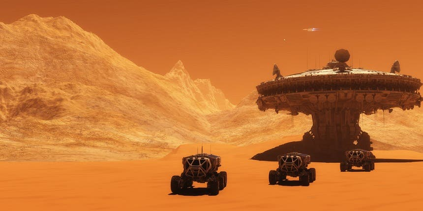 space engineers mars rover - photo #14