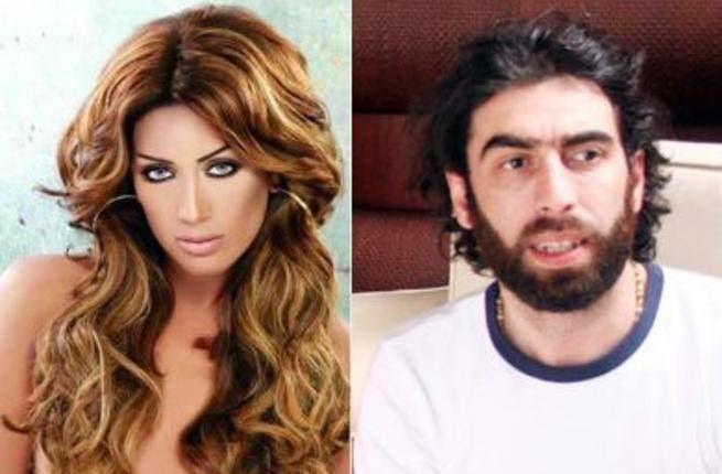 Maya Diab and Saeed Al Marouq