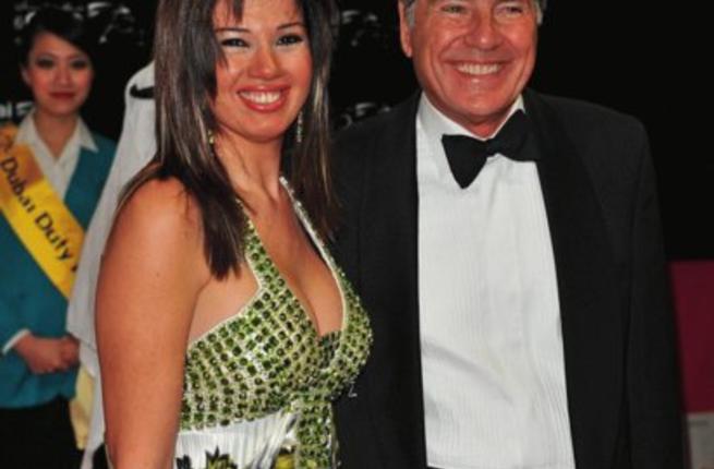 Rania and Mustafa