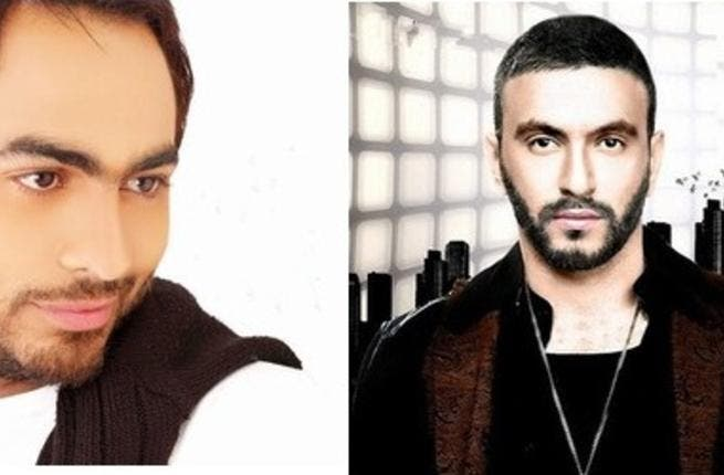 Tamer Husni and Kareem Muhsin