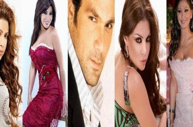 Singers to perform in Lebanon on New Year's Eve