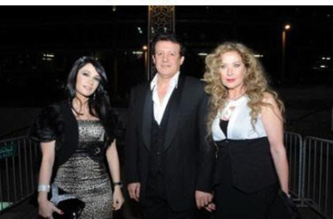 Diana Haddad, Aqil Faqeeh and Raghda