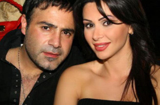 Assi Hilani with wife Colette