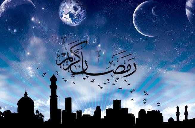 Hani Shaker gets his Ramadan material ready