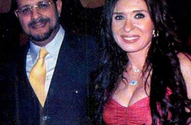 Dina and her husband Wael Abu Hussein