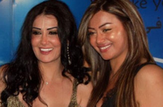 Ghada  and Rotana