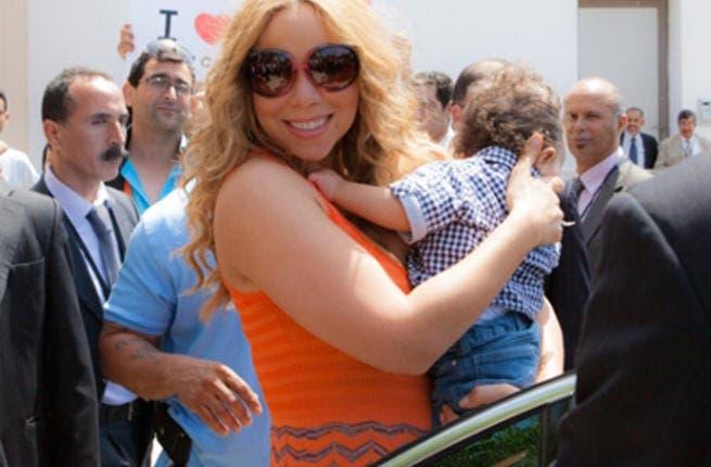 Mariah Carey in Rabat