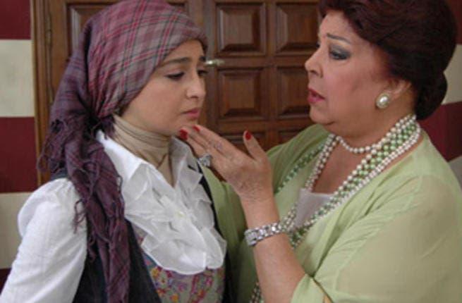 Hanan Turk in the drama