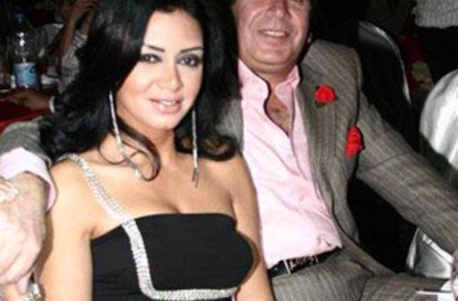 Rania Yousif and ex-husband Mohammad Mukhtar
