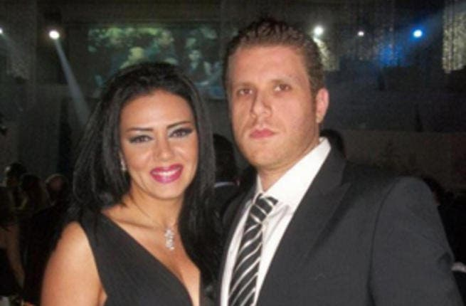 Rania Yousif and ex-husband