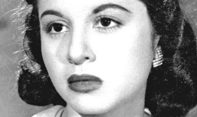 Late icon Faten Hamama...