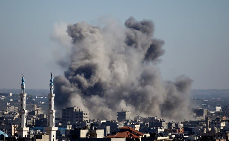 More than 260 Palestinians have been killed since Israel launched Operation Protective Edge (File Archive/AFP)