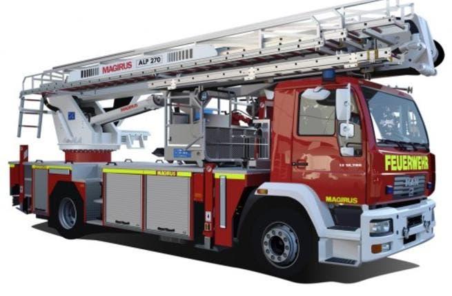 روزن باور تعتزم إنشاء مصنع عالمي لتجميع سيارات الإطفاء في السعودية