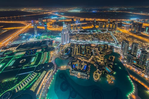 صور: أعلى 10 أبراج في الإمارات