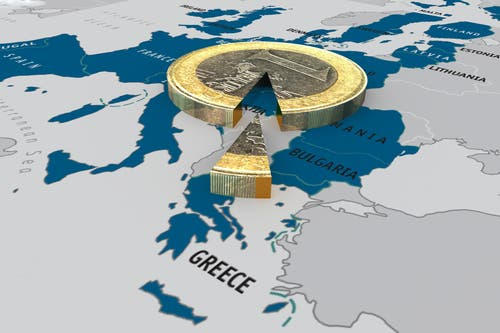 اليونان تربك منطقة اليورو لعقود