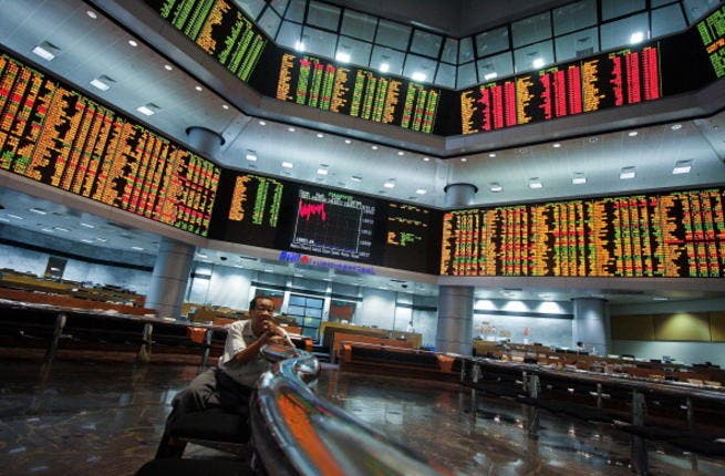 Dubai's General Index gaining for the fourth straight day and the Abu Dhabi Securities Index advancing for three consecutive days