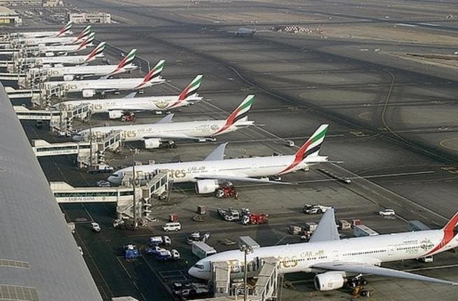 Emirates still had on order 73 777 wide-body aircraft valued at $23 billion — six were 777 freighters and 67 of the largest 777, the -300ER