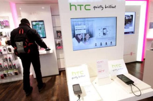 HTC launches new flagship smartphone