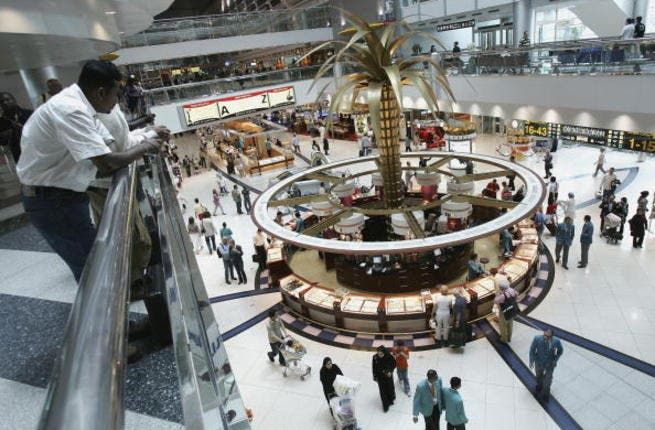 Dubai Airports revealed that traffic is forecast to reach 66 million in 2013