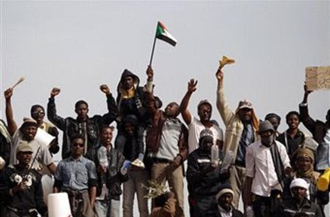 Sudan has been on the U.S. economic sanctions list for more than a decade over allegations of supporting terrorism as well as human right abuses